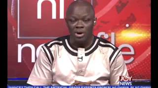 Judiciary Scandal - Newsfile on Joy News (19-9-15)