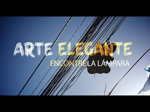 ARTE ELEGANTE - ENCONTRÉ LA LÁMPARA (Video Oficial)