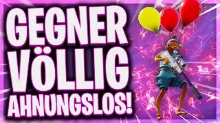 🤫😂VÖLLIG UNSICHTBAR! | Neue Schalldämpfer Sniper + Ballons! Gegner komplett ahnungslos!