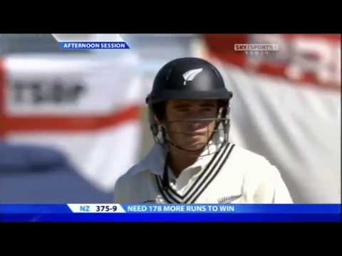 Tim Southee | 9 Sixes on Debut - 77 Not Out vs Mighty England