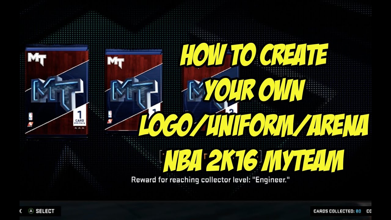 how to create your own player on nba 2k16
