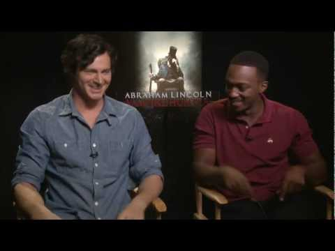 Anthony Mackie And Benjamin Walker Interview