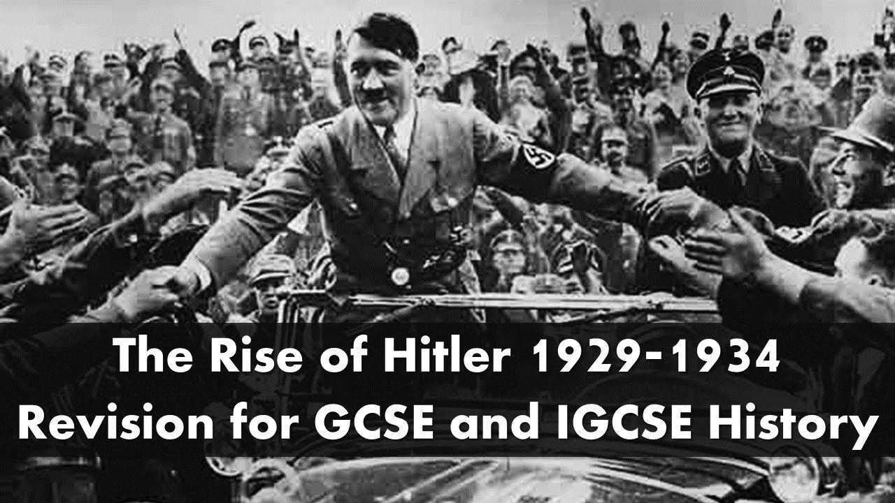 history the rise of hitler The list of deliberate historical blunders that hitler: the rise of evil shamelessly uses to enhance its the way hitler shaped modern history and culture is.