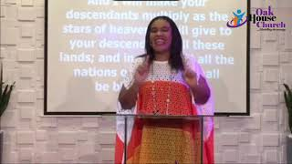 HOW TO MAKE INSPIRED DECISIONS | REV OYIKS ALFRED | SUNDAY SERVICE 24TH MAY 2020
