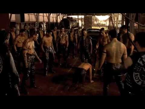 Once Were Warriors - Nick's Gang Initiation