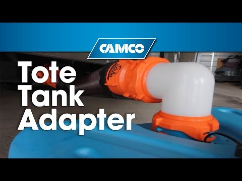 problem-solved!----rv-sewer-hose-tote-tank-adapter