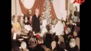 British Prime Minister, Edward Heath Conducting