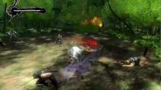 NINJA GAIDEN 3 - MN DAY3 2nd combat