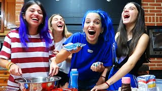 COMPETENCIA GOURMET CON YOUTUBERS