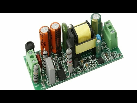 Schema Elettrico Driver Led : How to make led driver youtube