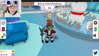 ROBLOX FASHION FRENZY: El Grinch mas kawaii!!