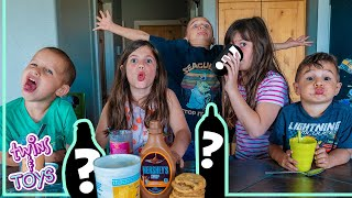 Kate and Lilly's MAGIC Drink Experiment Challenge with BEST Friends!