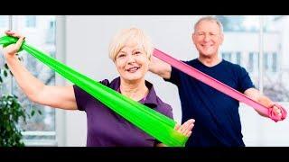 Edema exercícios com para pacientes