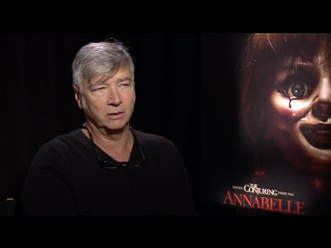 ANNABELLE: Interview With Director John R. Leonetti