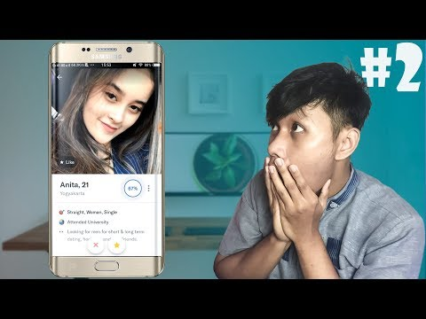 EPS 3 PERNAH MAIN DATING APPS ? from YouTube · Duration:  8 minutes 31 seconds