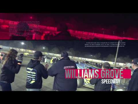 2016 Big-Block Modified Mayhem at Williams Grove Speedway