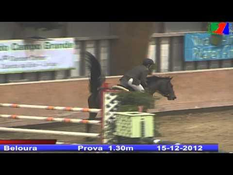 Bruno Pereirinha & UNITY 130 15.12.2012 - 1st place