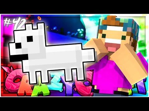 OMG I GOT A WOLF PET?! | EP 42 | Crazy Craft 3.0 (Minecraft Youtuber Server)