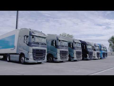 FTI Volvo Trucks Event Slovakia Ring September 2017