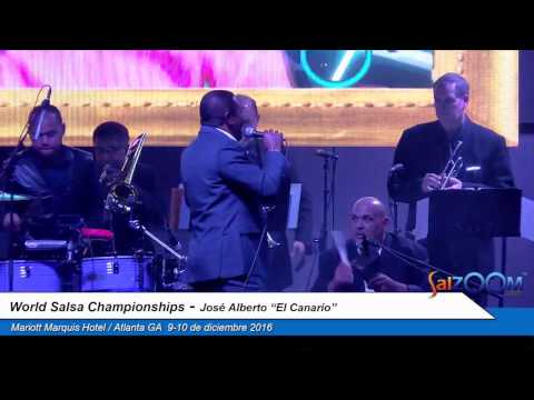 Jose Alberto El Canario (World Salsa Championships)