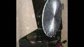 笠置シズ子の1曲。手作りのルミエール風振動板でコンデンサーマイクで録...