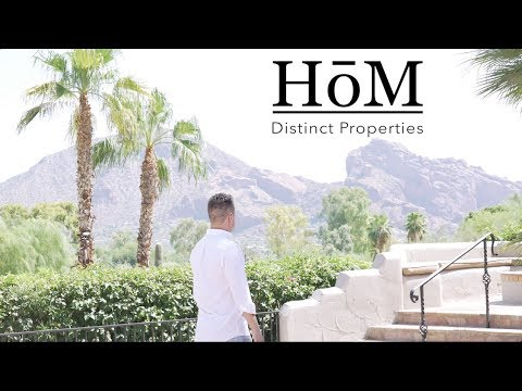 Justin Shea, Founder of HōM | Distinct Properties