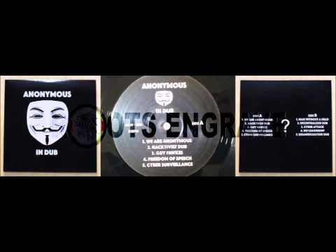 Anonymous ‎– We Are Anonymous ‎– A1