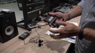 02 南華大學e學苑虛擬影棚硬體配置認識