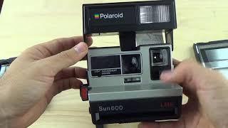Will It Work? Ep. 1 - Polaroid Sun600 Camera