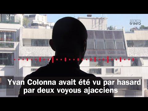 Qui a donné Yvan Colonna ?