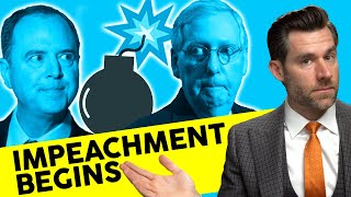 Impeachment Bombshells and Fireworks - Real Law Review