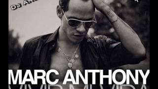 Marc Anthony Vivir Mi Vida (Dj Angertek Remix)