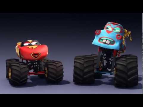 Οι Ιστορίες του Μπάρμπα | Monster Truck