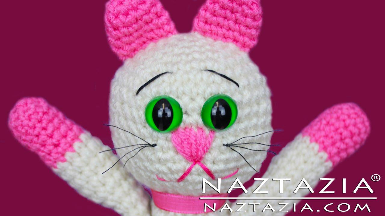 Diy Learn How To Crochet Kitty Kitten Cat Toy Amigurumi Stuffed
