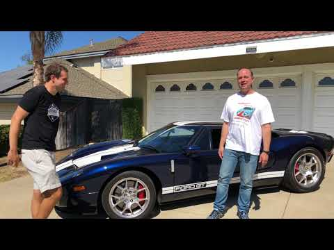 My  Ford GT was just sold to Doug DeMuro