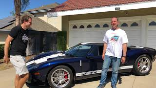My 2005 Ford GT was just sold to Doug DeMuro