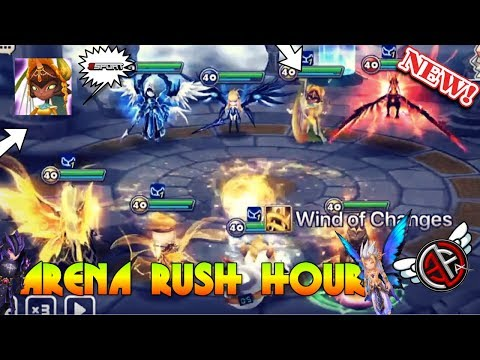 TRIANA OP! | Arena Rush Hour ★ New Record ★