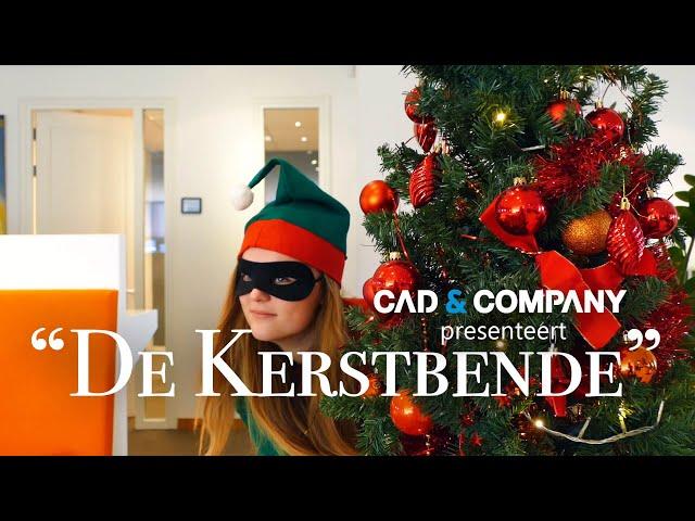 De Kerstbende: CAD & Company's Kerstgroet 2019