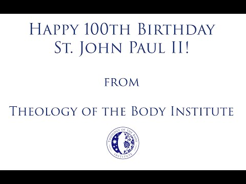 Remembering St. John Paul II on his 100th birthday