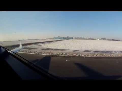CL30 Blue Jet training flights at Modlin (EPMO)