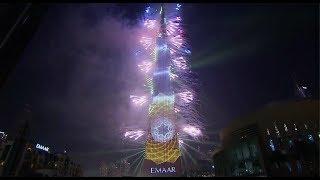 Baixar Dubai 2019 New Year Fireworks Full Show