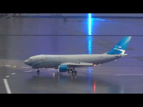 Horizon - fly | Airbus A310 - Indoor Airshow Leipzig 2015