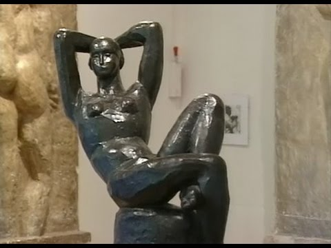 France: Art & Sculpture Of Matisse & Rodin