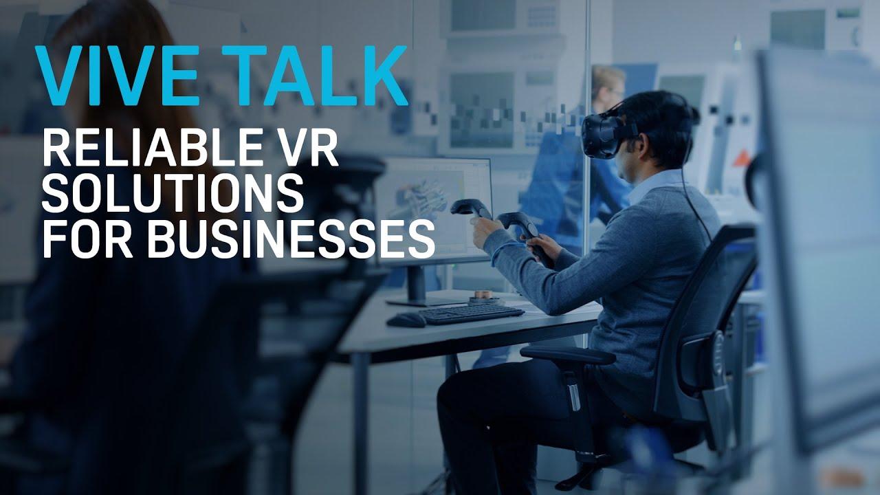 VIVE Business: Content | VIVE