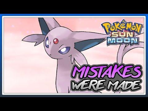 MISTAKES WERE MADE | Pokemon Sun/Moon WiFi Battle vs MissEspeon5231 (Smogon OU)