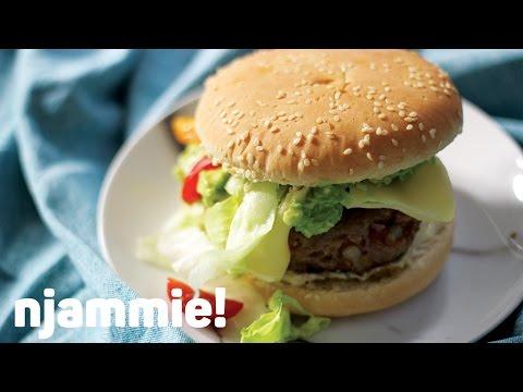 guacamole-hamburger-recept---njammie!