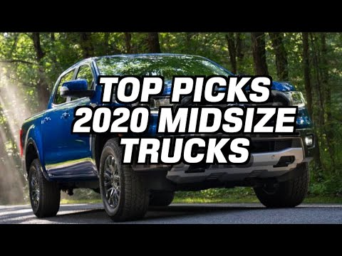 Watch This Before You Buy a 2020 Midsize Truck on Everyman Driver