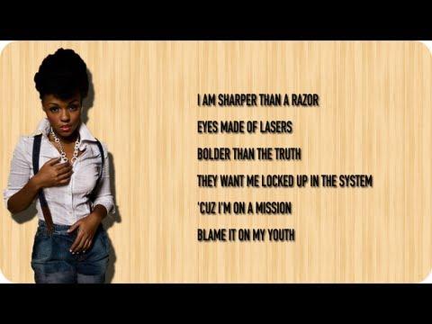 Janelle Monáe Feat. Prince - Givin' Em What They Love (Lyrics)