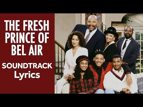 The Fresh Prince Of Bel Air Theme - Lyrics - DJ Jazzy Jef & The Fresh Prince (HD)