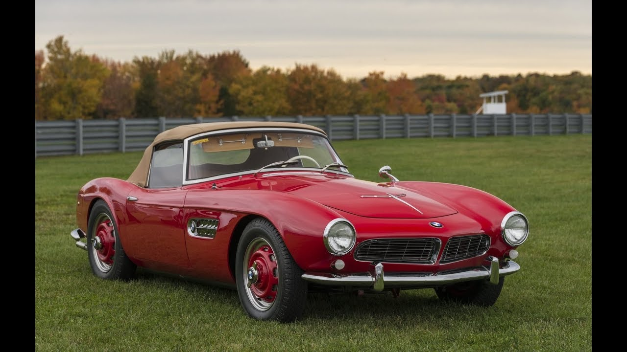 The Most Beautiful German Classic Cars
